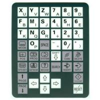 Wholesale Lightweight Flexible Membrane Switch Keypad Thin Film With 3M467 / 3M468 Adhesive from china suppliers