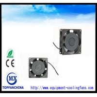 Wholesale Large Air Folw Exhaust Fan 110V / 220V 80000 Hours 80mm X 80mm X 25mm from china suppliers