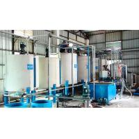 Wholesale Horizontal Continuous Low Pressure Foam Machine For Soft Urethane Foam Rubber from china suppliers
