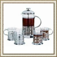 Wholesale Stainless Steel Coffee Plunger from china suppliers