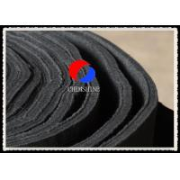 Wholesale High Purity Flexible Carbon Fiber Felt Rayon Based 12MM For Heat Treatment from china suppliers