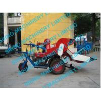 Wholesale mini paddy combine harvester with Tyre wheel from china suppliers