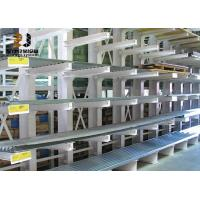 Wholesale Powder Coating 300-1800mm Arm Cantilever Pallet Racking With Safelock from china suppliers