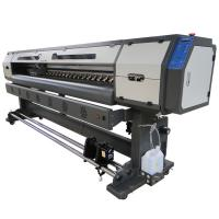 Wholesale 1440 DPI 320cm Eco Solvent Printer , Ultraprint Color Jet Solvent Printer from china suppliers