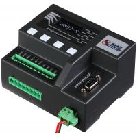 Quality Weighing controller indicator in rail DIN housing, Profibus DP, RS232/485 for sale