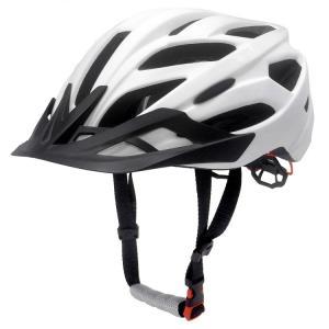 Wholesale Durable MTB Enduro Helmet , Superb Mountain Biking Helmets MTB Polycarbonate Material from china suppliers