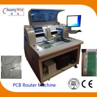 Buy cheap Tab Routed Depaneling PCB Router Equipment With 650*500mm Working Area from wholesalers