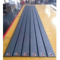 China graphite sliding pad/graphite sanding pad for wide belt sanding machine on sale