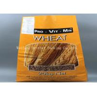 Wholesale 100% Reusable Woven Polypropylene Sacks Environment Friendly 25kg / 50kg from china suppliers