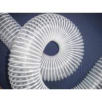 Wholesale PVC steel wire helix duct for industrial ventilation and vacuum from china suppliers