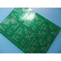 Wholesale Impedance Double Sided PCB FR-4 1.6mm HASL With Green Solder Mask from china suppliers