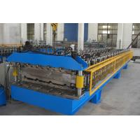 Wholesale Custom High Speed and 45# Forge Steel Metal Double Layer Forming Machine from china suppliers