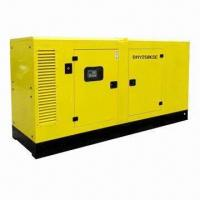 Wholesale 250kVA silent diesel generator with Cummins engine, rate output of 200kW  from china suppliers