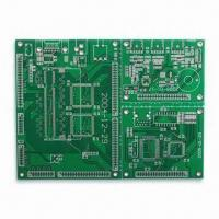Wholesale Double-sided PCB with Lead-free HAL, 1.0oz Final Copper and 0.1mm Minimum Track from china suppliers