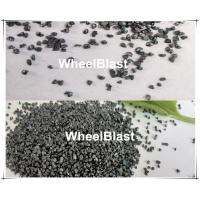 China high quality sandblasting abrasive media steel grit
