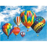 Wholesale Cute animal 0.6mm PET 3D Lenticular Jigsaw Puzzles For Kid / 3d Puzzles Game from china suppliers