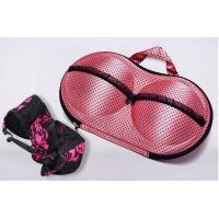 easy carrying  with different color bra bag