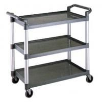 Buy cheap Hotel Utility Service Carts On Wheels / Food ServiceTrolley for Restaurant Equipment from wholesalers