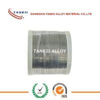 Wholesale Ni60Cr15 Ni35Cr20 Ni30Cr20 Nickel Chromium Resistance Alloy Nicr Alloy Nicr Flat Wire And Strip from china suppliers