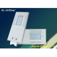 Wholesale 18V 20W Solar Powered Motion Sensor Street Lights With Bridgelux LED Chips from china suppliers