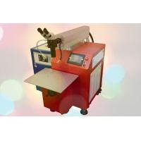 Wholesale Used Laser Welding Machines , Electric Spot Welder For Gold Silver Product from china suppliers