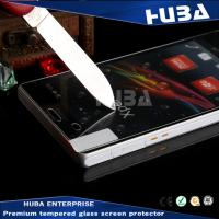 Wholesale Bubble Free Sony Screen Protector Tempered Glass Anti-scratch from china suppliers
