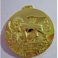 Wholesale medal, award, medallion, emblem, medals, Enamel Medal Antique Silver Plating ,zinc alloy from china suppliers
