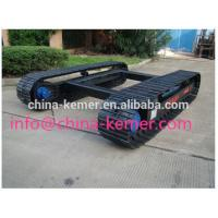 Buy cheap shassi/customization standard or nonstandard/Agricultural machinery undercarriage/drilling rig carrying device from wholesalers