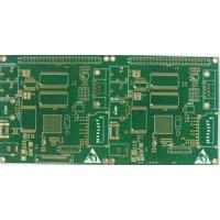 Buy cheap Environmental protection Rohs compliant Lead Free PCB 6 layer FR4 , CEM-1 from wholesalers