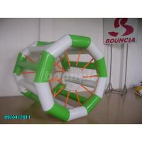 Wholesale 0.9mm (32oz) PVC Tarpaulin Fabric Inflatable Water Roller WR16 from china suppliers