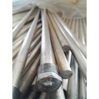 Wholesale Extruded AZ31B magnesium rod,  water heater anode rod magnesium from china suppliers