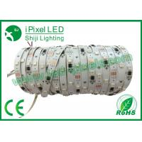 Wholesale TM1804IC Dimmable LED Strips For Home Lighting / Bendable Controllable LED Strip from china suppliers