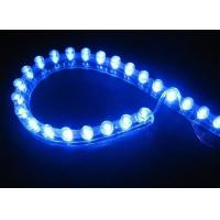 Wholesale Blue 48cm 48LED PVC Flexible LED Strip Light Waterproof for Car Motorcycle NEW from china suppliers