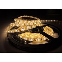 Wholesale Waterproof 5050 SMD Warm White Led Strip Lighting For Outdoor Decoration CE / ROHS from china suppliers