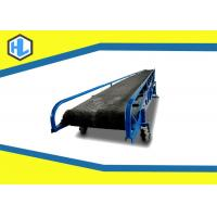 Wholesale 0.8m/S - 1.6m/S Speed Straight Horizontal Belt Conveyor Adjustable Lift Height from china suppliers