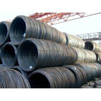 Buy cheap GB / T 701 / Q235A / Q235B / Q235C Wire Rod of long Mild Steel Products / Product from wholesalers