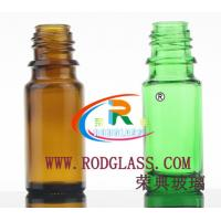 Quality Amber reagent glass bottle 75ml(50g) for  solid,wide mouth for sale