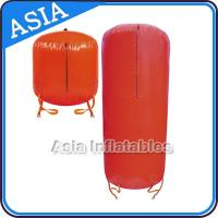 Wholesale Customized Simple Floating Inflatable Buoys For Aqua Park from china suppliers