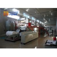 Wholesale 2000mm Width Airlaid Paper Making Machine Thermal Bonding High Efficiency from china suppliers