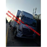 Wholesale 2018s new design FOTON AUMARK Euro 5 cold room truck, refrigerated van truck for fresh vegetables and fruits for sale from china suppliers