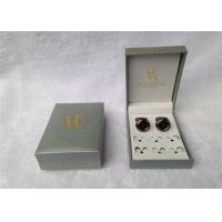 Wholesale Ring Storage Cufflink Gift Boxes Personalized For Packing , Book - Type from china suppliers