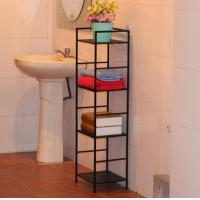 Wholesale Modern Bedroom Free Standing Storage Shelves For Balcony Bathroom DX-K156 from china suppliers