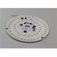 Wholesale High CRI Round LED Module Panel Ring Shape , Waterproof Sign LED Modules from china suppliers