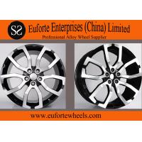 Wholesale Black Machine Face European Wheel / 20 inch off road rims 5 Hole from china suppliers