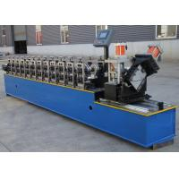 Wholesale Customized C Channel Roll Forming Machine With Hydraulic Cutter from china suppliers
