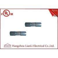 Wholesale Blue White 1/2 inch 4 inch Steel IMC Conduit Nipple Electro Galvanized with UL Listed from china suppliers