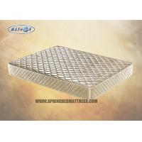 Buy cheap Thin Euro Top Compressed Mattress Pad For Pocket Spring Mattress from wholesalers