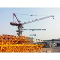 Wholesale QTD4015 Luffing Jib Crane Tower Inner and External Climbing Type 6T Load from china suppliers