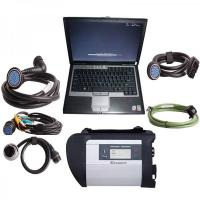 Wholesale 2016.12V MB Star Diagnosis Compact C4 SD Connect MB Star C4 With Dell D630 Laptop from china suppliers