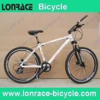 "Wholesale 26"" aluminum suspension MTB bicycle from china suppliers"
